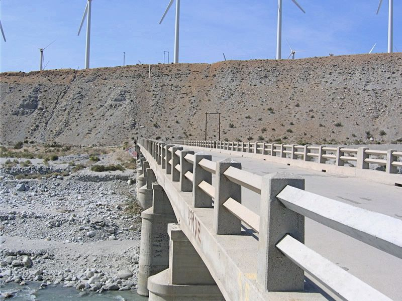 мостовой бетон