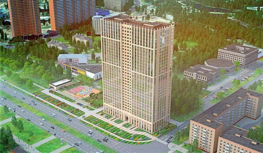 ЖК МИД на Ленинском (г.Москва)