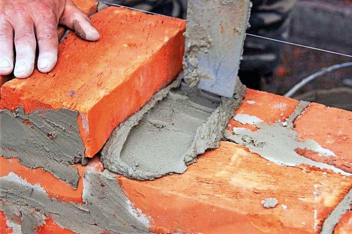 Раствор цементный для кладки