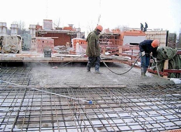 Как рассчитать цену и количество бетона