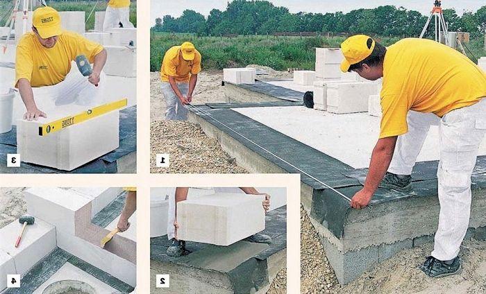 Направления использования нанобетона в строительстве