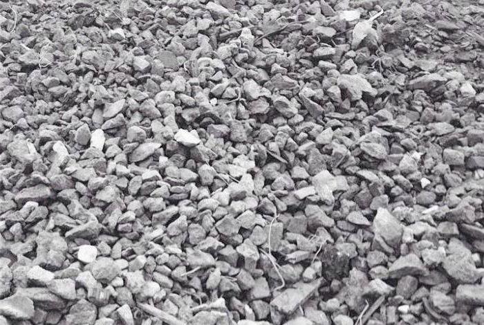 О дробленом бетоне