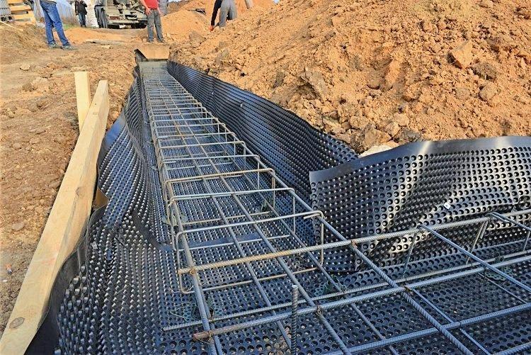 гидроизоляционные материалы для фундаментов