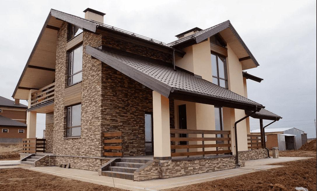 материалы для малоэтажного строительства