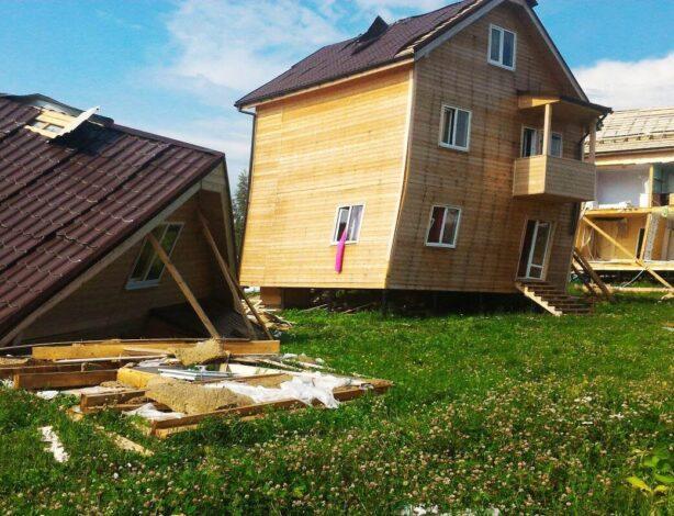 Основные ошибки при строительстве дома
