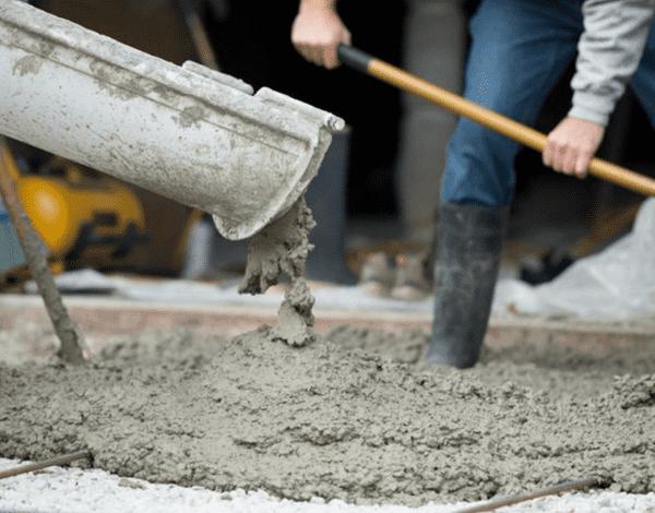 тяжелый бетон