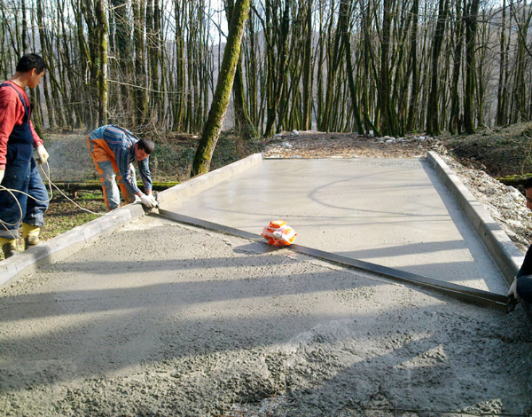 Ремонт бетонных дорог